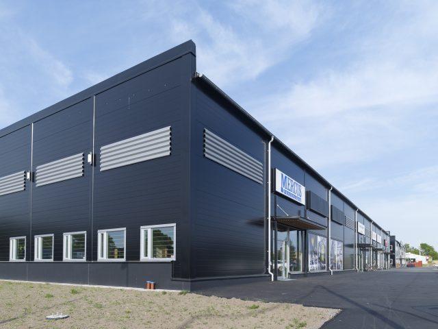 aluminiumdörr, aluminiumdörrar, glasfasad, glasfasader, aluminiumfönster, glasparti, entré, entrélösningar