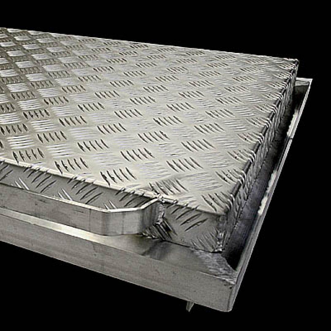 aluminiumluckor